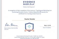 Marketing Certificate